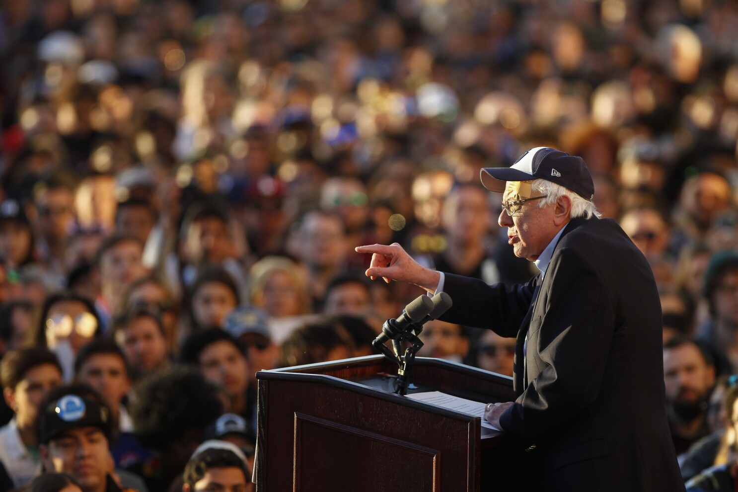 Bernie Sanders to hold immigration rally in San Ysidro next Friday