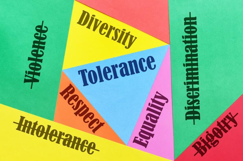 diversity respect equality tolerance