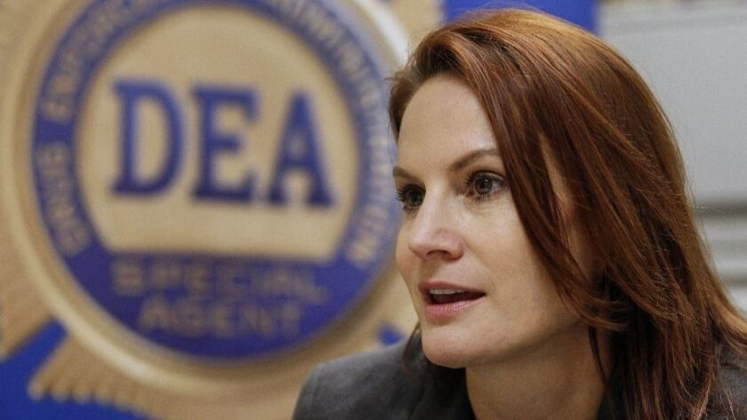 The drug problem that keeps San Diego's newest DEA chief up