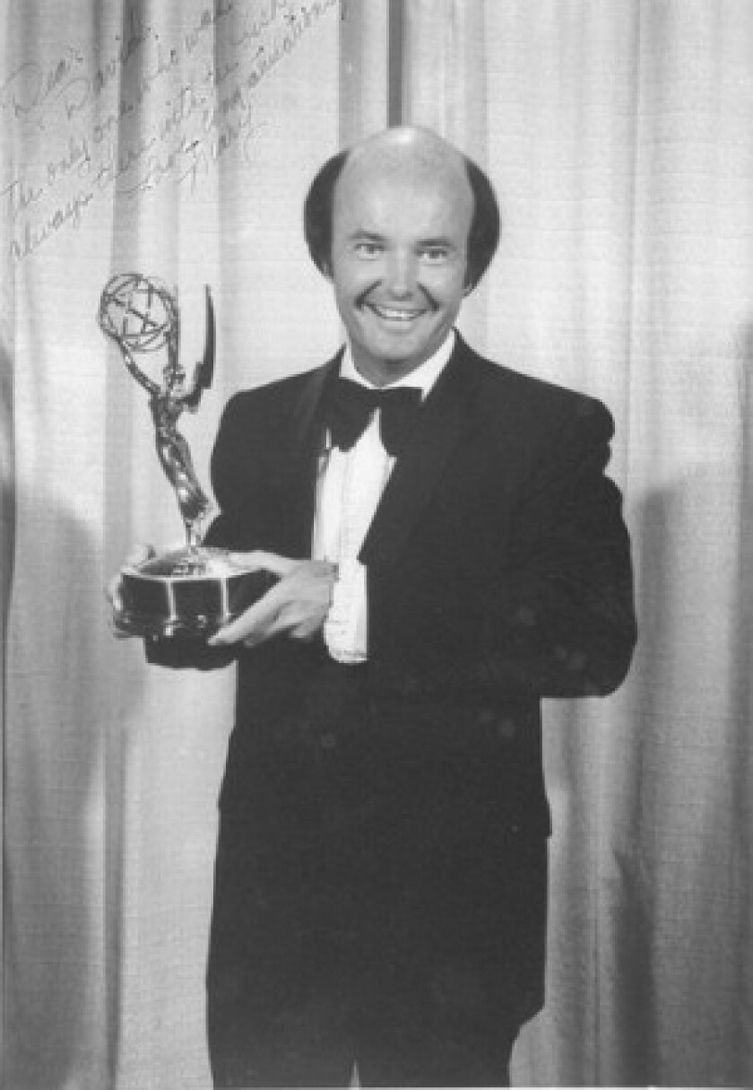 """David Lloyd spent four decades writing comedy; his credits included """"The Mary Tyler Moore Show,"""" """"The Bob Newhart Show,"""" """"Lou Grant,"""" """"Taxi"""" and others."""
