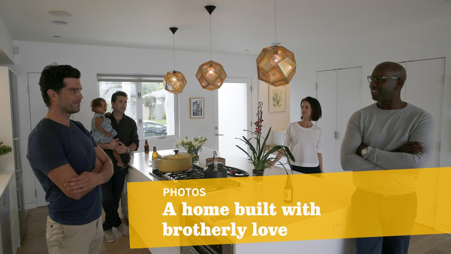 Culver City home creates community both indoors and out