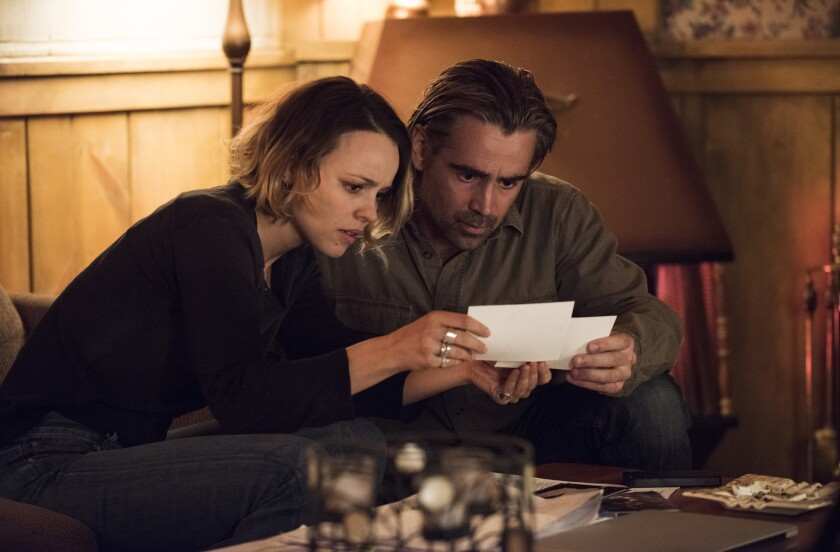 True Detective' recap: Now it's Ani and Ray against the