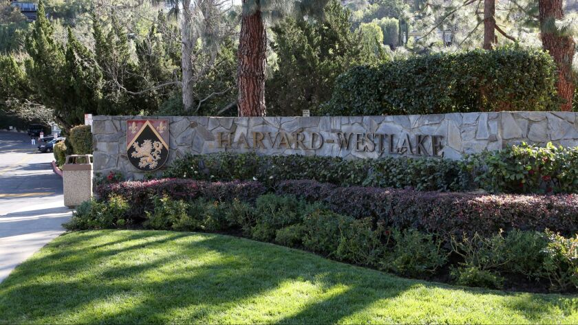 Harvard-Westlake students were vaccinated  Dozens caught
