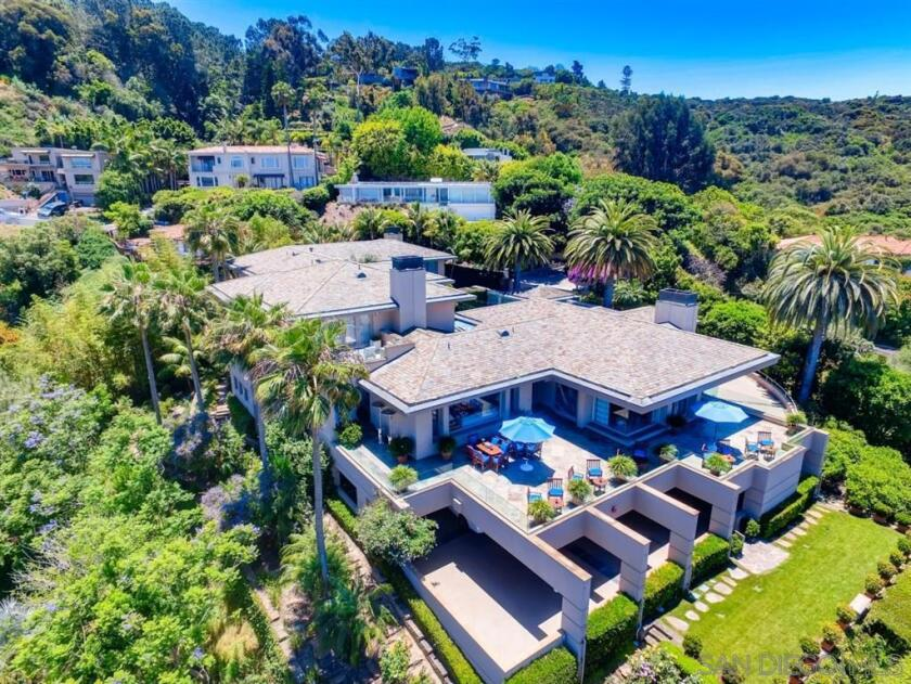 Chargers owner Dean Spanos is selling his La Jolla home, which he lived in since 1997, for $17.95 million.