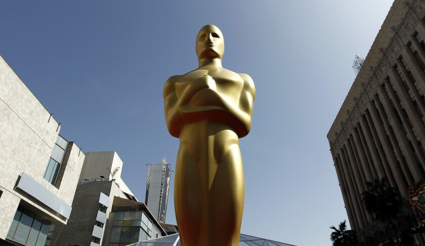 The Academy Awards will be saluting movie heroes at this year's awards ceremony