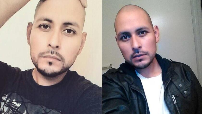 Oscar Mandujano-Quiñonez, quien responde al apodo de Manny, fue arrestado por sospecha de robo a una mujer a quien conoció en un popular sitio de citas .