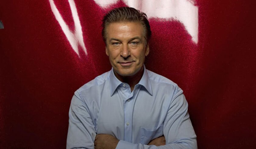 """Alec Baldwin hosted """"Up Late with Alec Baldwin"""" on Friday nights."""