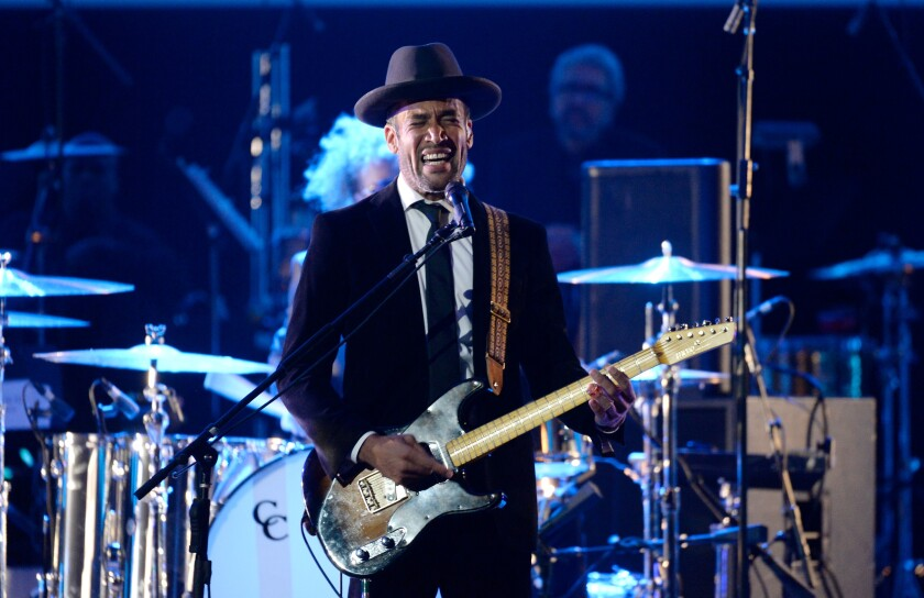 Ben Harper, above, is one of the 80-plus acts who will perform in November at 