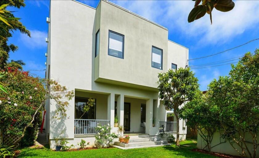 Jeremy Webb's modern Mar Vista abode | Hot Property
