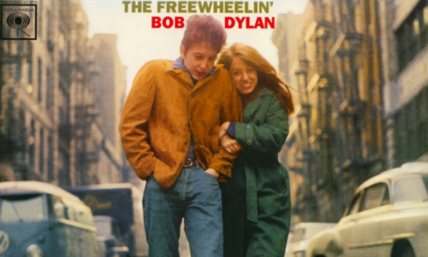 "IN 1963: Bob Dylan was 20 and Suze Rotolo 17 when they met. Her new book, ""A Freewheelin' Time,"" offers insight into the young artist."