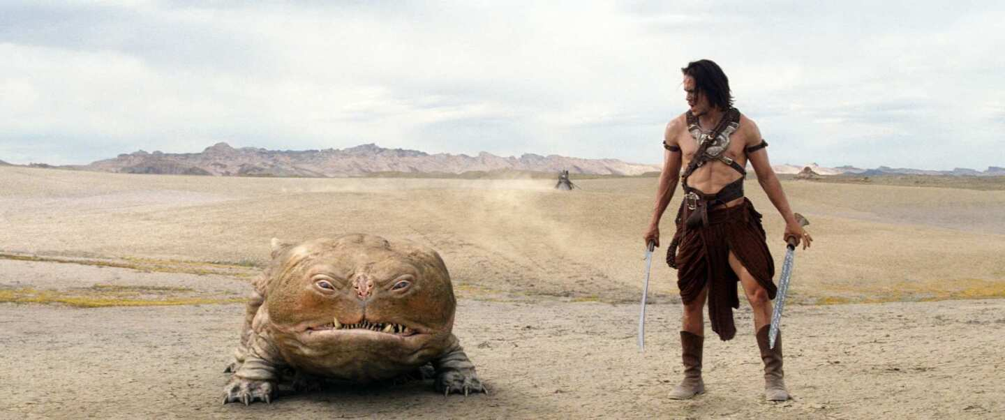 The planets didn't align for 'John Carter'