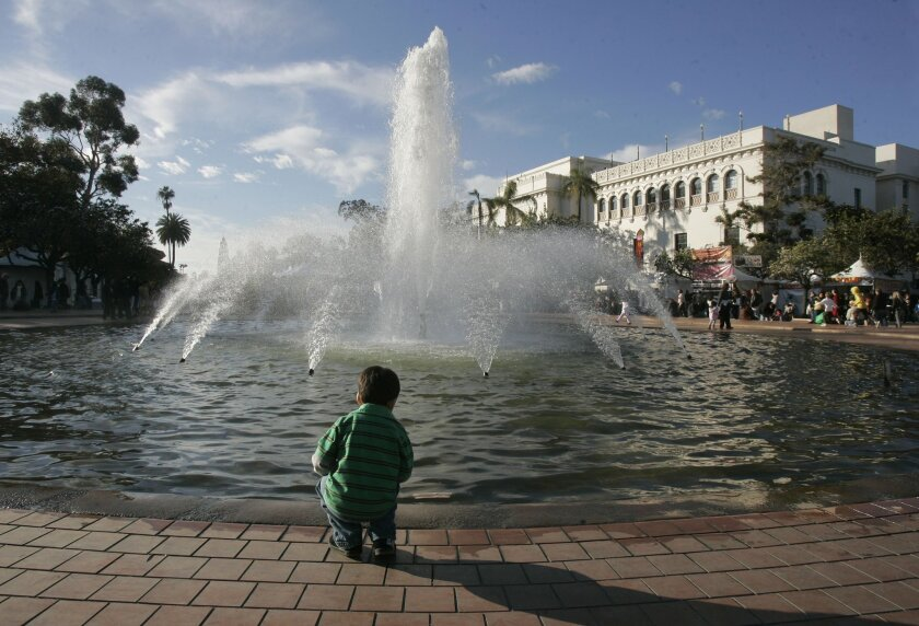 The park and recreation department, which runs Balboa Park, is one of the city's biggest internal water users.