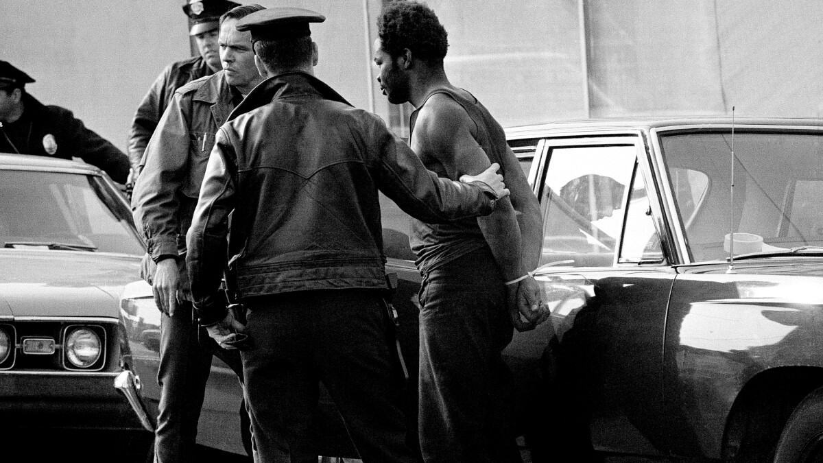 50 years ago, SWAT raided the Black Panthers. It's been targeting black communities ever since
