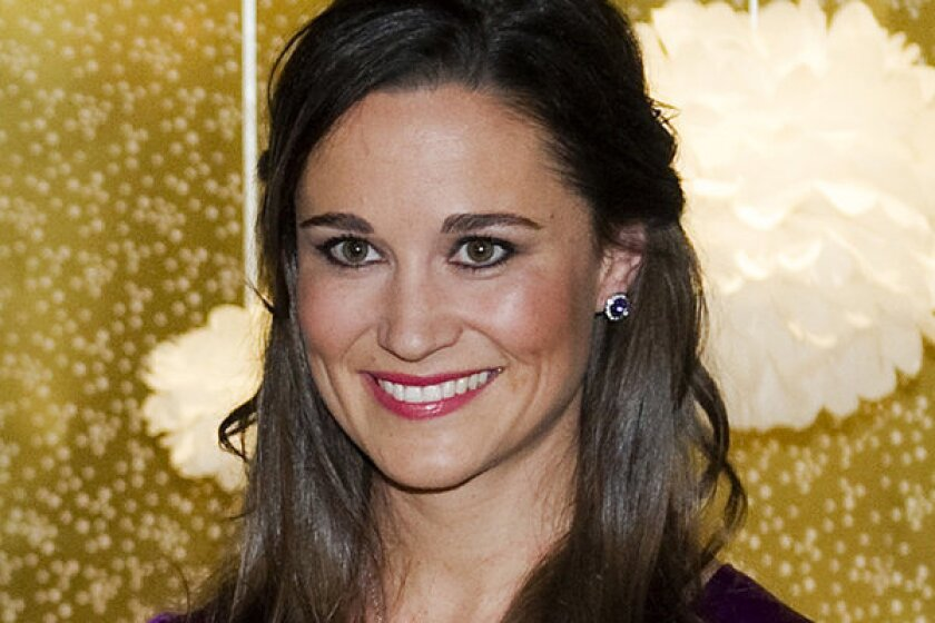 Pippa Middleton has been named a contributing editor for Vanity Fair magazine. She'll pen a series of columns about the British tennis tournament at Wimbledon.