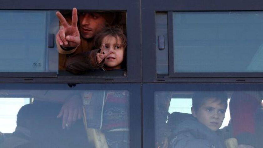 Alepo está prácticamente en manos del gobierno de Siria. Reducido a escombros, en las últimas semanas ocurrió la caída del que fuera bastión de la rebelión contra el gobierno de Bashar al Asad.