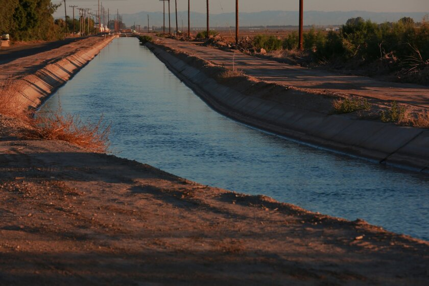The Metropolitan Water District has built a big budget reserve in part through increased rates and water sales.