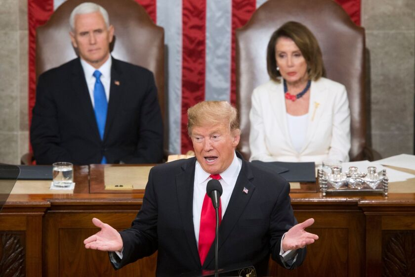 Trump's State of the Union Address Devoid of Reality