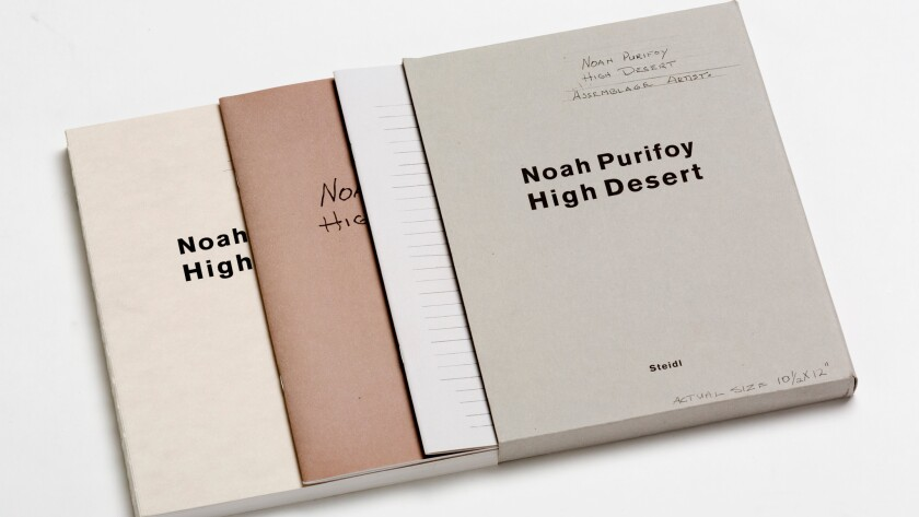 A monograph devoted to the work of Noah Purifoy takes inspiration from the artist's earthy assemblages.