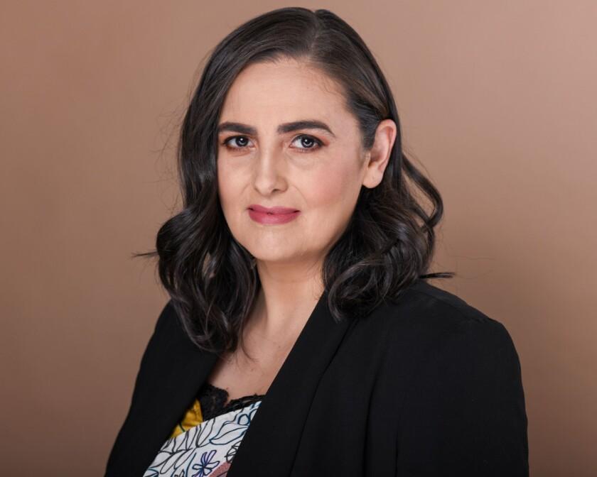 Karla Ruiz Macfarland will be the first female mayor of Tijuana starting Friday, October 16.