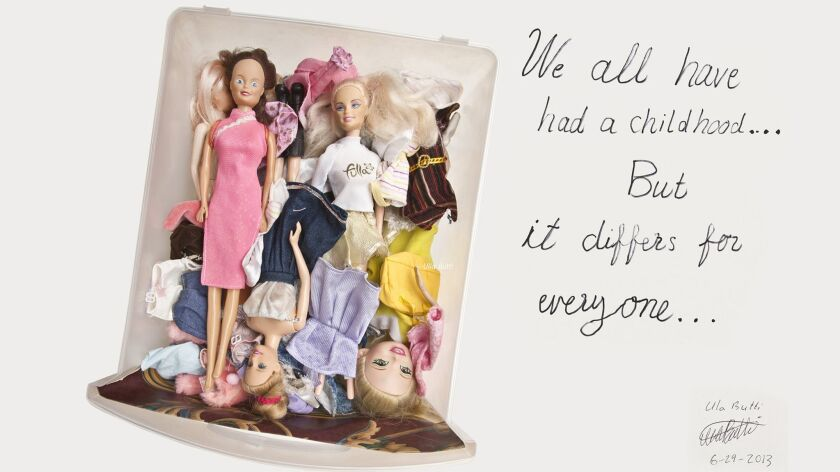 A girl brings her Barbie dolls along a soul-crushing journey from her war-torn homeland.