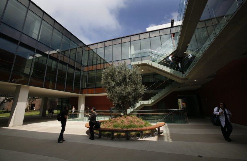 Medical Education and Telemedicine Center at the UCSD School of Medicine.