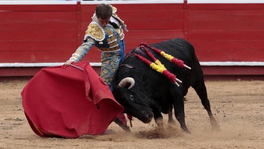 """El torero español Julián López """"El Juli"""". EFE/Archivo"""