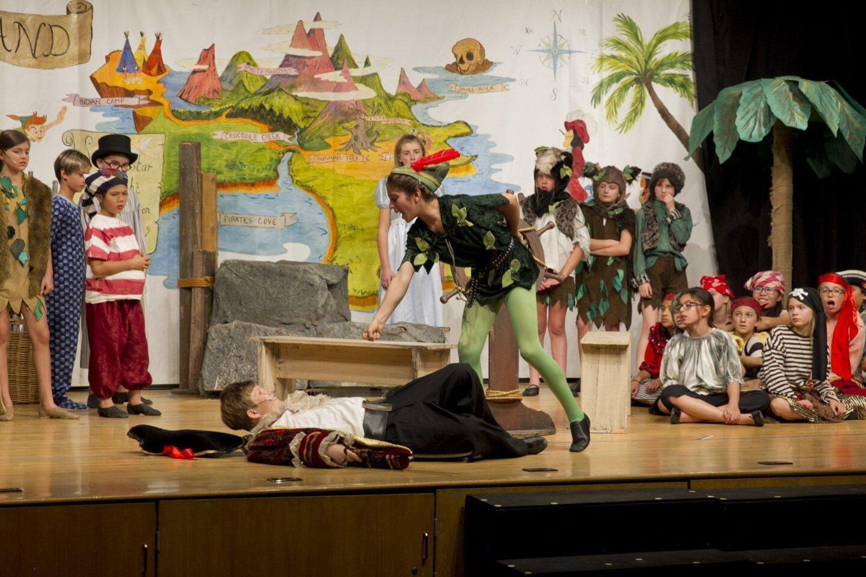 Peter Pan JR. at Carmel Del Mar School