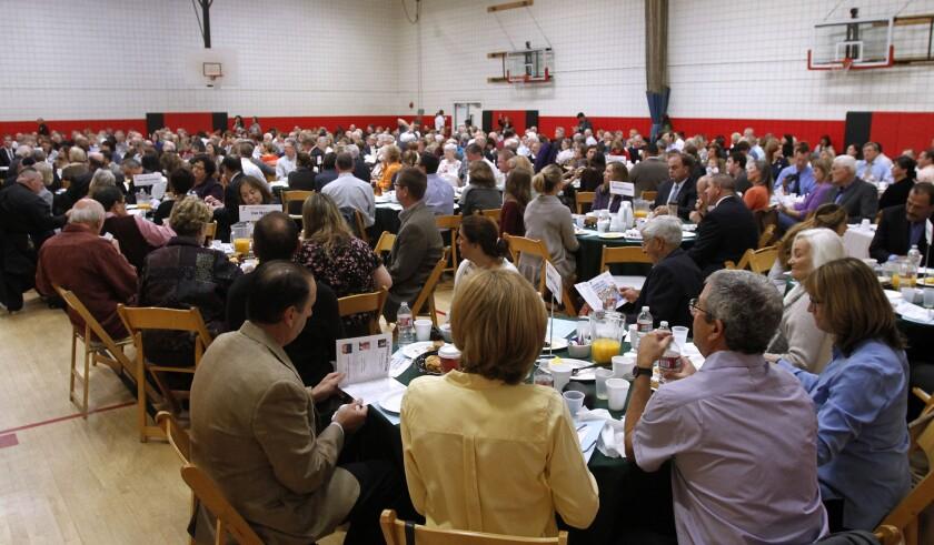 Photo Gallery: YMCA Community Prayer Breakfast