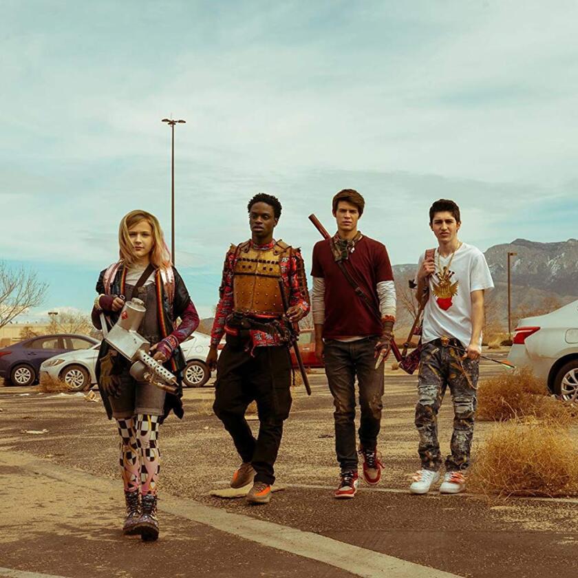 "Netflix series ""Daybreak"" is set in Glendale, California."