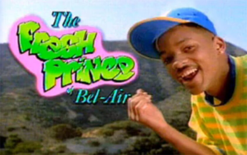 "Will Smith starred in ""The Fresh Prince of Bel-Air."""