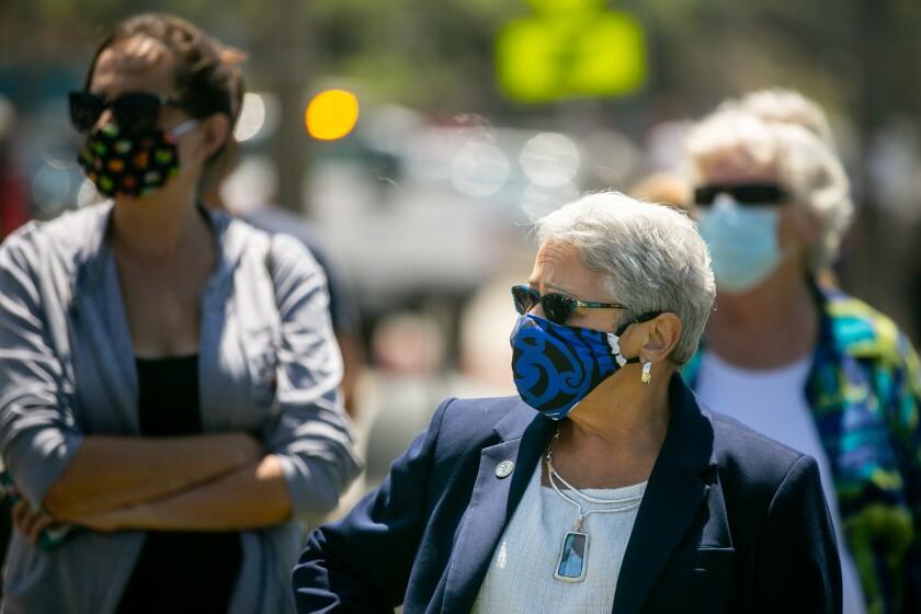 San Diego City Councilmember Jennifer Campbell