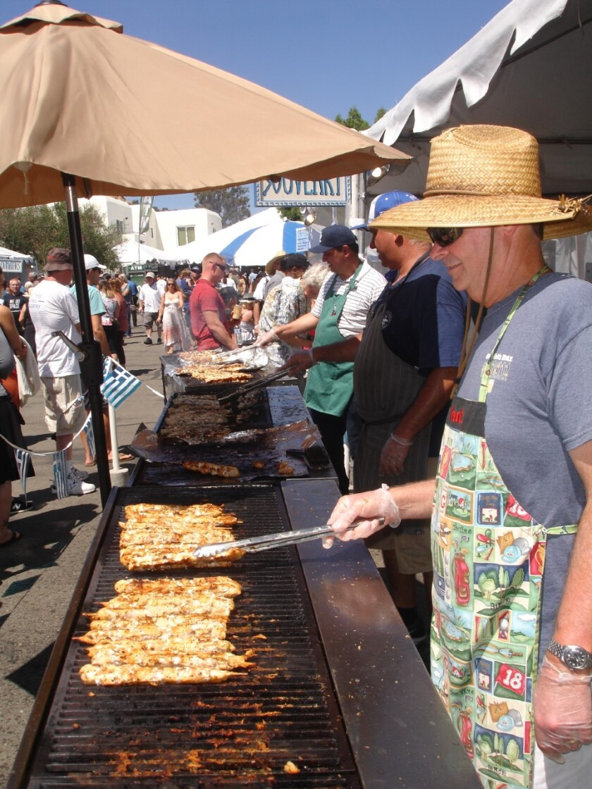 The 41st Annual Cardiff Greek Festival on Sept. 7 and 8 will feature a wide variety of delicious food.