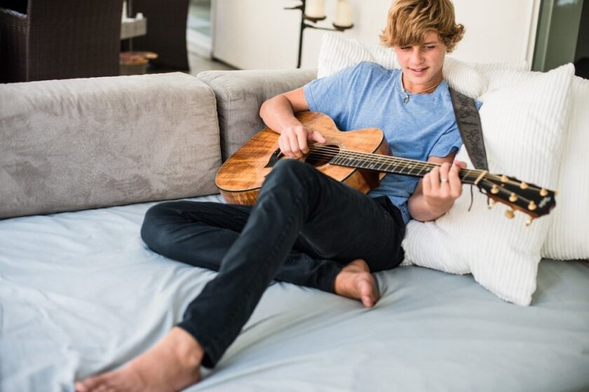 Musician Cody Lovaas will honor skateboard icon Tony Hawk during the Natural High Gala Sept. 12 at the Omni La Costa Report and Spa in Carlsbad.