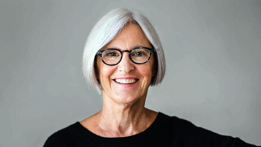 Designer Eileen Fisher is pushing for fashion reform.