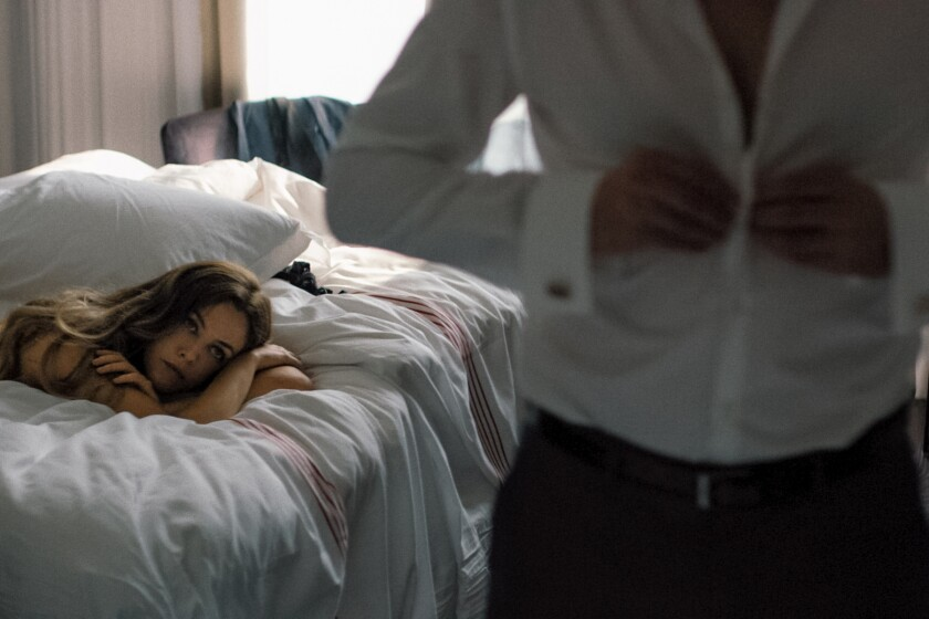 """Riley Keough in """"The Girlfriend Experience"""" on Starz."""