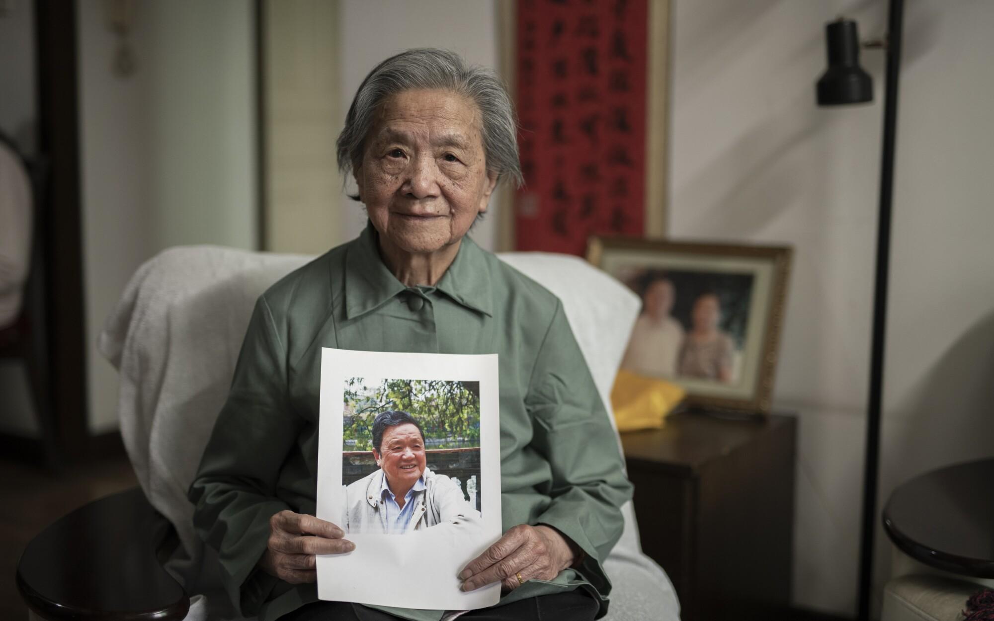 Grandma Wu