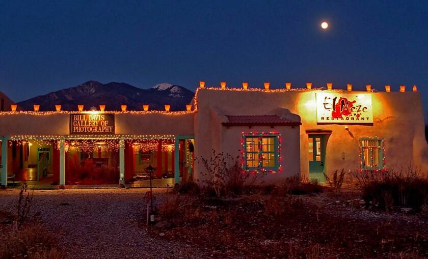 El Meze is a farm-to-table restaurant that features la comida de las sierras, or food of the mountains, in Taos, N.M.