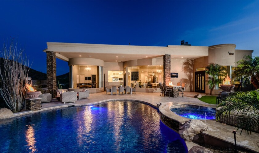 Brian Sabean's Arizona home