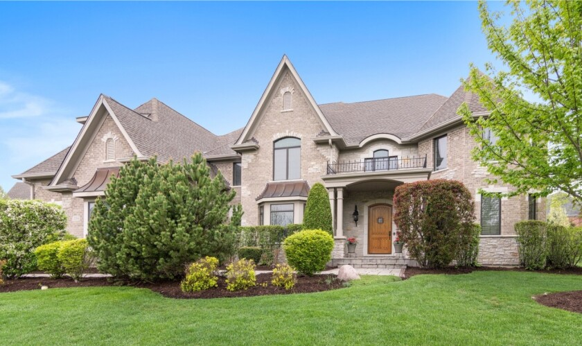 Robbie Gould's Illinois home
