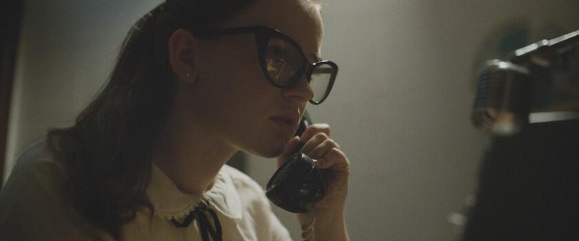 """Sierra McCormick in """"The Vast of Night"""""""
