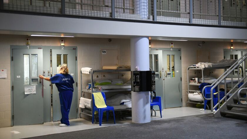 L A  County will pay $3 9 million to settle jail sexual