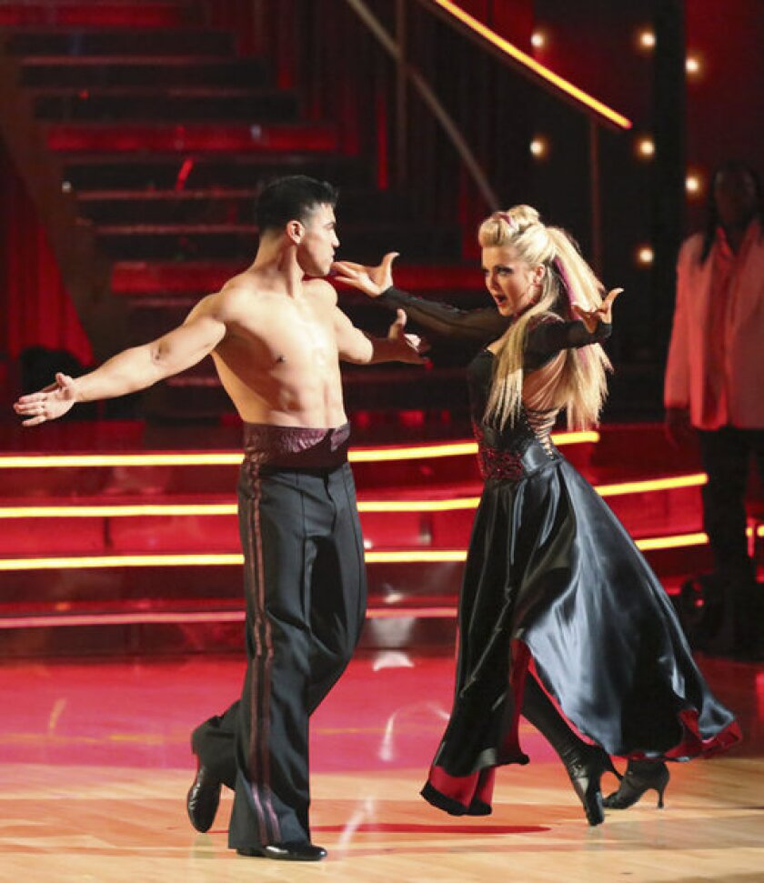 Victor Ortiz discusses Week 4 on 'Dancing with the Stars'