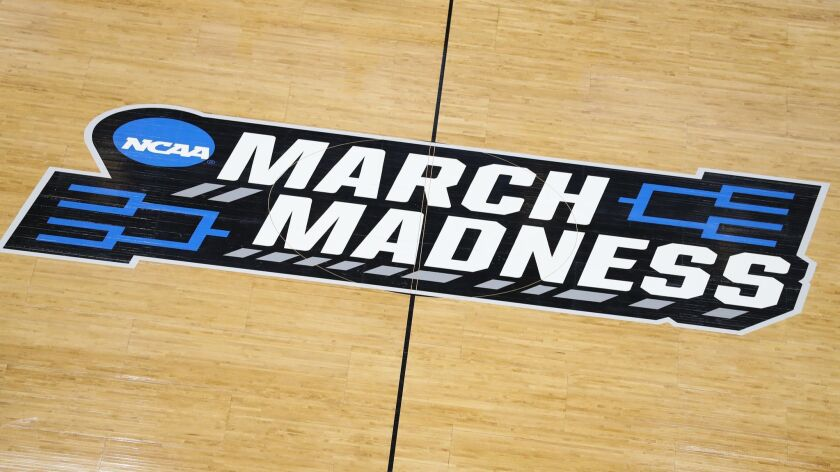 The NCAA tournament will be held this year with no fans present because of coronavirus concerns.