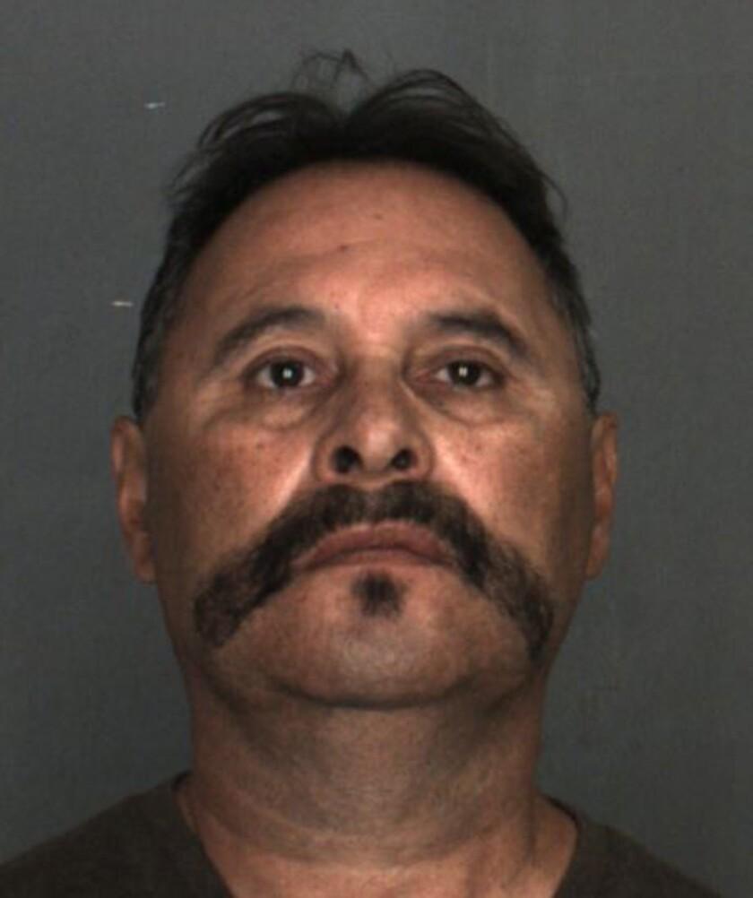 Mario Anthony Hernández en una foto de la fiscalía del Condado de San Bernardino.