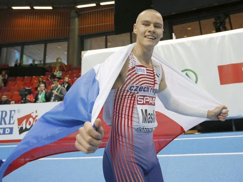 El checo Pavel Maslak. EFE/Archivo