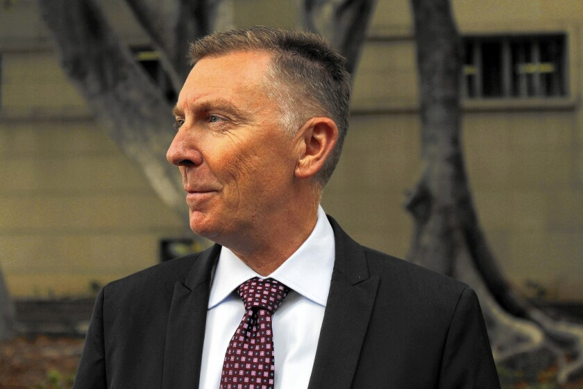 John Deasy, the superintendent of the Los Angeles Unified School District, was the focus Tuesday of discussion by the board of trustees.
