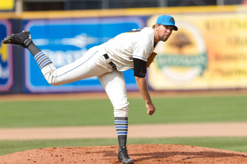 The Padres selected right-hander Josh Martin from the Indians in December 2015 in the Rule V draft.