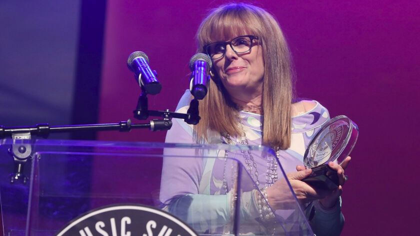 """Big Little Lies"" music supervisor Sue Jacobs."