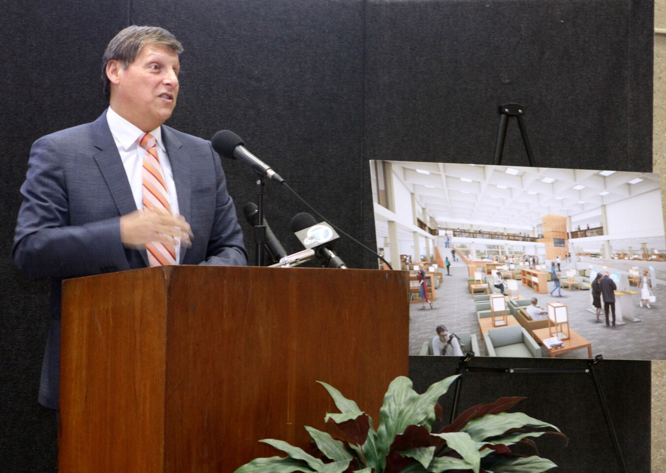 Photo Gallery: Glendale Central Library to undergo 18-month renovation