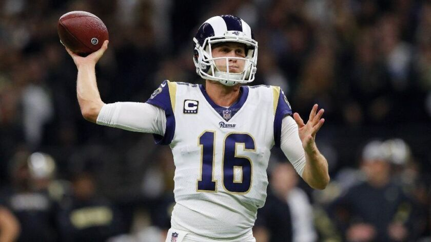 Jared Goff Is Fifth Cal Quarterback To Start In A Super Bowl Tops From College Ranks Los Angeles Times